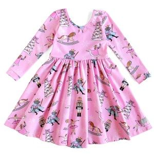 Eleanor Rose Joy Nutcracker Dress